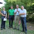 BIODIV2015_Kick off mit Staatssekretär Camille Gira, Alain Faber, Moritz Petry
