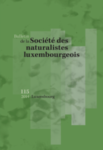 Cover of issue nr 115 / 2014 of the Bulletin
