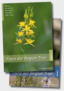 Flora der Region Trier 2016 cover